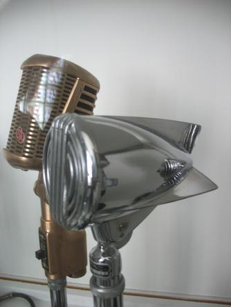 vintage antique microphones for sale