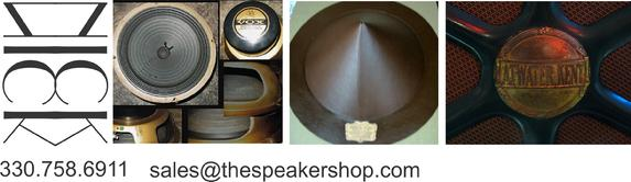 Nicks Speaker Shop Vintage Repair Refurbishing
